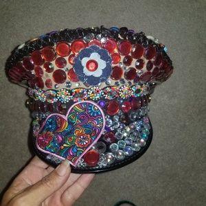 Burning Man Festival Hat